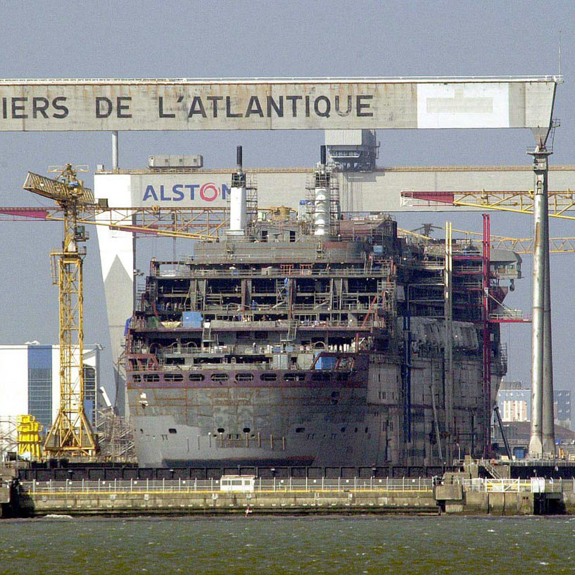 chantiers navals de latlantique